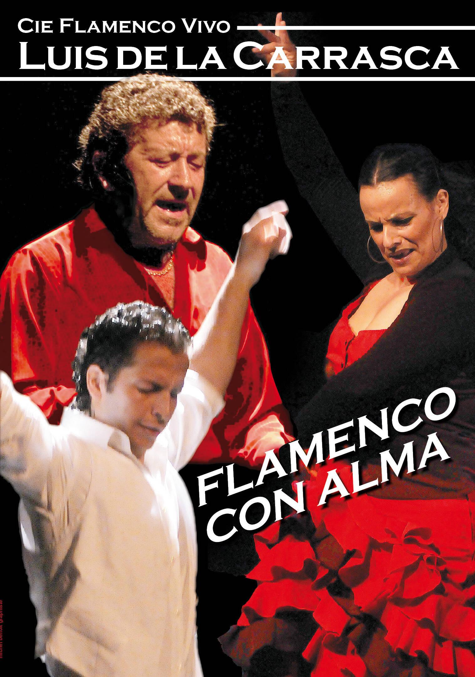 Luis de la Carrasca - Flamenco con Alma