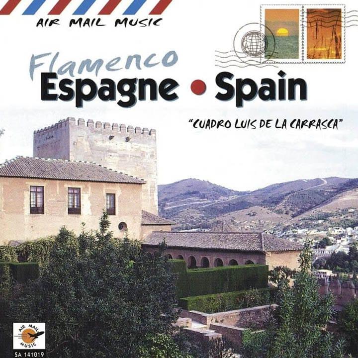 Luis de la Carrasca - Flamenco Espagne