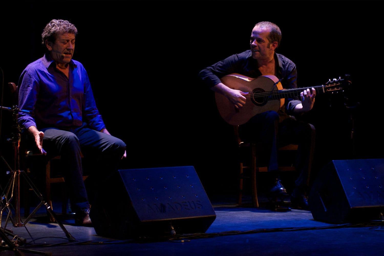 Luis de la Carrasca - Récital Cante Jondo