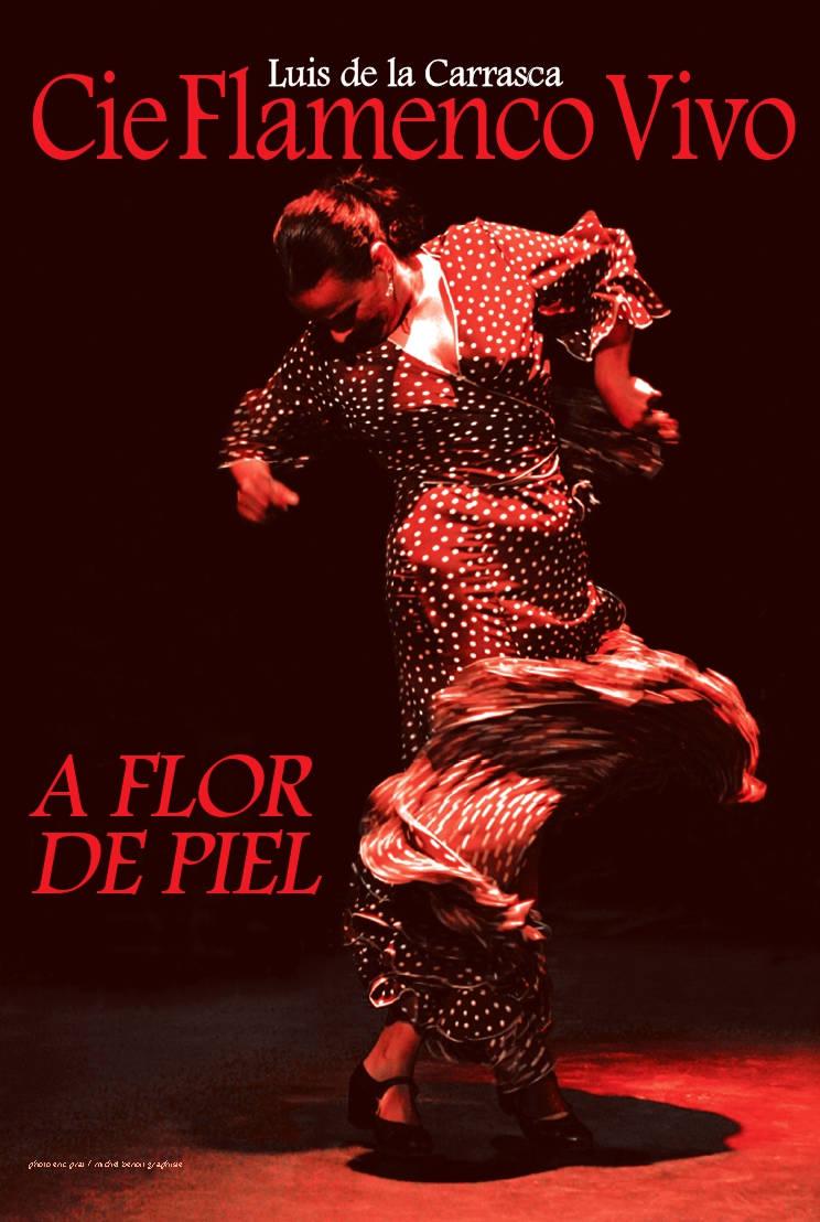 Luis de la Carrasca - A Flor de Piel