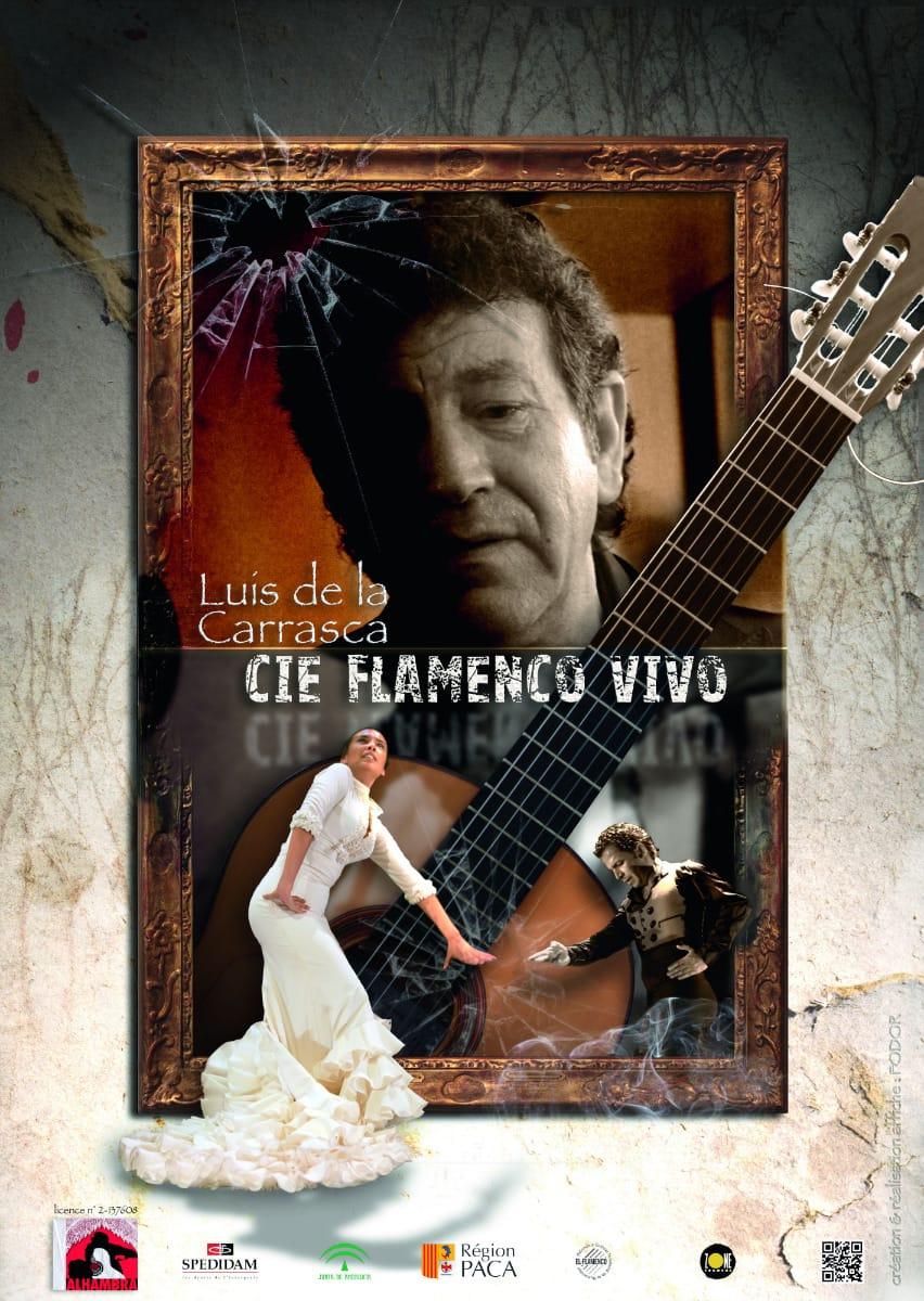 Luis de la Carrasca - Flamenco pa mi Graná