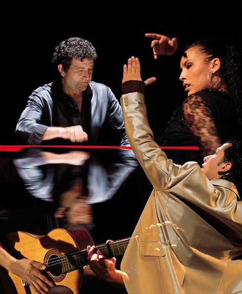 Luis de la Carrasca - Flamenco y Puro